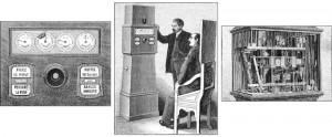 Histoire du photobooth - 1889 - Enjalbert invente la photographie automatique