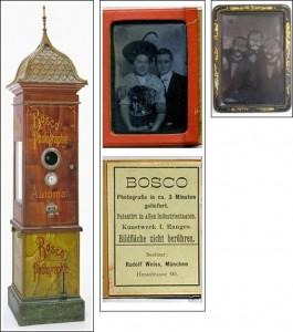 histoire du photobooth - bosco